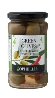 GREEN-OLIVES-STUFFED-PEPPER