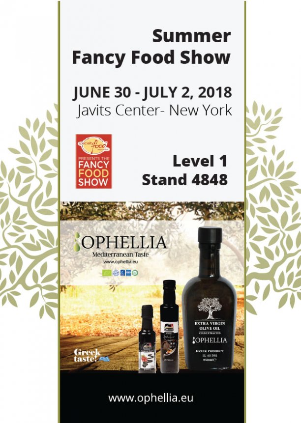 Summer Fancy Food Show 2018, New York