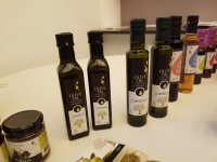 Presentation of the Mediterranean Products Ophellia in Yekaterinburg, Russia